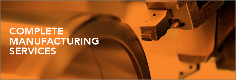 COMPLETE MACHINING SERVICES